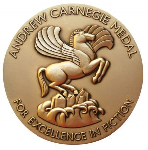 The Andrew Carnegie Medals for Excellence in Fiction and Nonfiction