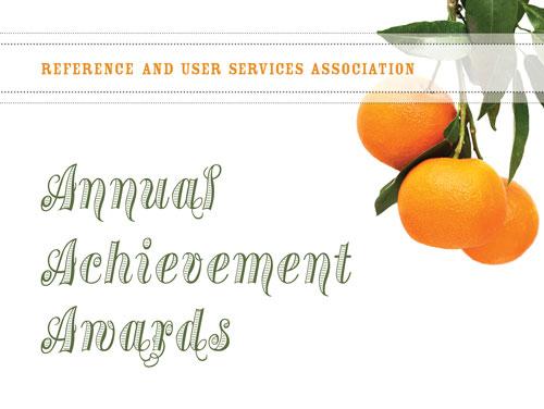 RUSA Annual Achievement Awards