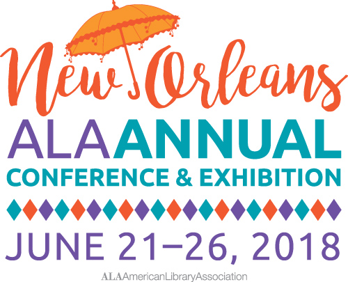 annual conference 2018 logo in new orleans