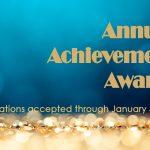Annual Achievement Awards