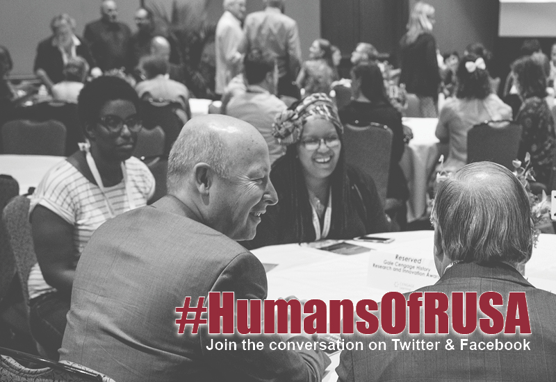#HumansOfRUSA image of members