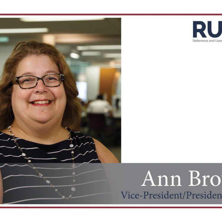 Ann Brown headshot