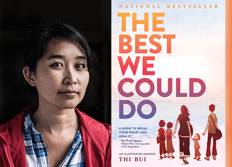 Thi Bui author of The Best We Could Do