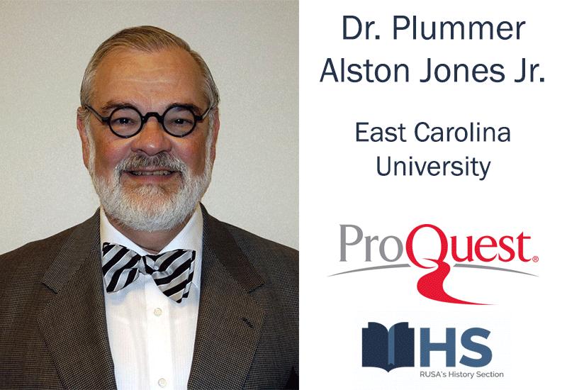 Dr. Plummer Alston Jones Jr.